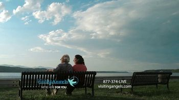 Visiting Angels TV Spot, 'Commited to Your Safety and Comfort' - Thumbnail 6