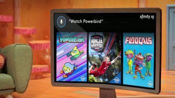 XFINITY X1 TV Spot, 'Universal Kids: Norman Picklestripes' - Thumbnail 6