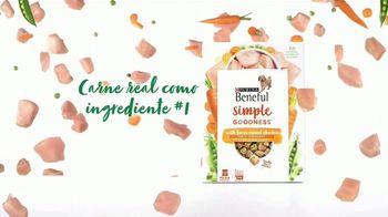 Purina Beneful Simple Goodness TV Spot, 'Carne real' [Spanish] - Thumbnail 4