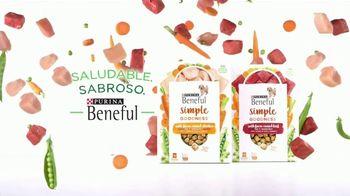Purina Beneful Simple Goodness TV Spot, 'Carne real' [Spanish] - Thumbnail 6