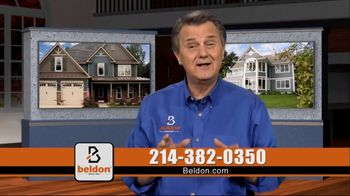 Beldon Siding TV Spot, 'Instant Curb Appeal: $500 Off'