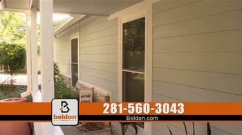 Beldon Siding TV Spot, 'Tired of Painting: $500 Off' - Thumbnail 1