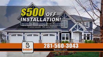 Beldon Siding TV Spot, 'Tired of Painting: $500 Off' - Thumbnail 2