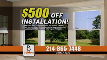 Beldon Windows TV Spot, 'The Right Product: $500 Off' - Thumbnail 3