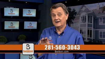 Beldon Siding TV Spot, 'Fire Rating: $500 Off'