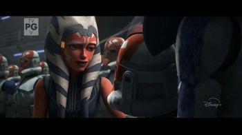 Disney+ TV Spot, 'Star Wars: The Clone Wars' - Thumbnail 3