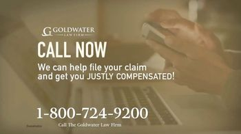 Goldwater Law Firm TV Spot, 'Affected by the Pandemic: Help File Your Claim' - Thumbnail 5