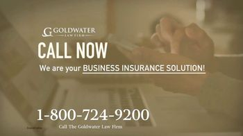 Goldwater Law Firm TV Spot, 'Affected by the Pandemic: Help File Your Claim' - Thumbnail 6