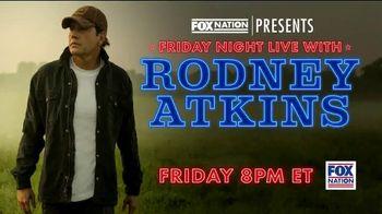 FOX Nation TV Spot, 'Friday Night Live With Rodney Atkins' - Thumbnail 7