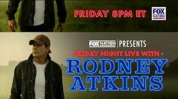 FOX Nation TV Spot, 'Friday Night Live With Rodney Atkins' - Thumbnail 6