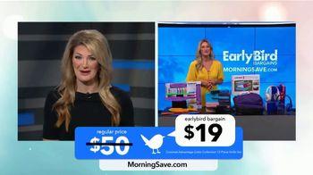 MorningSave TV Spot, 'Early Bird Bargains' - Thumbnail 3
