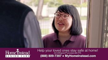 Home Instead Senior Care TV Spot, 'Stay Safe at Home' - Thumbnail 9