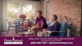 Home Instead Senior Care TV Spot, 'Stay Safe at Home' - Thumbnail 5