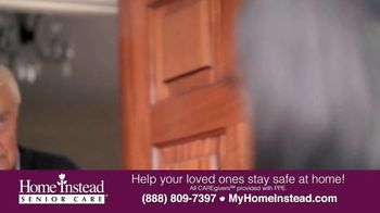 Home Instead Senior Care TV Spot, 'Stay Safe at Home' - Thumbnail 8