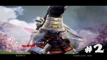 Evony: The King's Return TV Spot, 'Top Five Historical Troops' - Thumbnail 5
