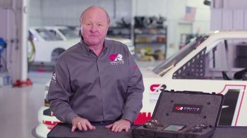 Creative Racing Chassis Height Measuring System TV Spot, 'Exciting Discovery' Featuring Larry McReynolds - Thumbnail 8