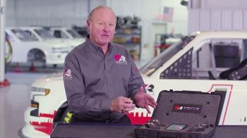 Creative Racing Chassis Height Measuring System TV Spot, 'Exciting Discovery' Featuring Larry McReynolds - Thumbnail 1