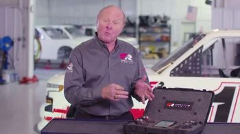 Creative Racing Chassis Height Measuring System TV Spot, 'Exciting Discovery' Featuring Larry McReynolds - Thumbnail 2