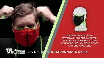 GHUnders Face Mask TV Spot, 'Quality Protection' - Thumbnail 2