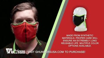 GHUnders Face Mask TV Spot, 'Quality Protection'
