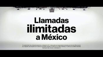 Verizon TV Spot, '$35 dólares por línea: llamadas ilimitadas a México' [Spanish] - Thumbnail 9