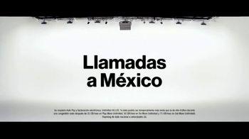 Verizon TV Spot, '$35 dólares por línea: llamadas ilimitadas a México' [Spanish] - Thumbnail 8