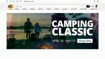 Bass Pro Shops Camping Classic TV Spot, 'Dome Tents and Kayaks' - Thumbnail 2