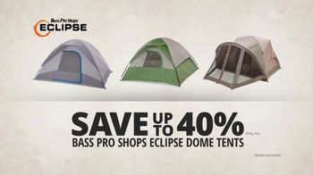 Bass Pro Shops Camping Classic TV Spot, 'Dome Tents and Kayaks' - Thumbnail 3