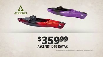Bass Pro Shops Camping Classic TV Spot, 'Dome Tents and Kayaks' - Thumbnail 5
