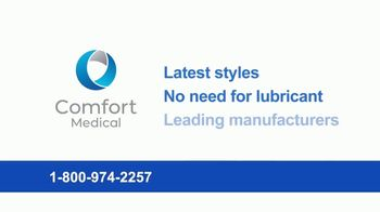 Comfort Medical TV Spot, 'Tired of Using Lubricant' - Thumbnail 4
