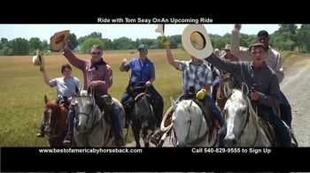 Best of America by Horseback TV Spot, 'Looking Forward' - Thumbnail 8