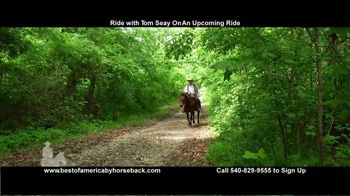 Best of America by Horseback TV Spot, 'Looking Forward' - Thumbnail 1