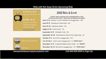 Best of America by Horseback TV Spot, 'Looking Forward' - Thumbnail 5