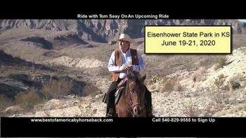 Best of America by Horseback TV Spot, 'Looking Forward' - Thumbnail 5