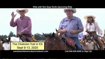 Best of America by Horseback TV Spot, 'Looking Forward' - Thumbnail 6