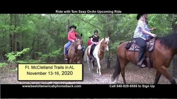 Best of America by Horseback TV Spot, 'Looking Forward' - Thumbnail 7
