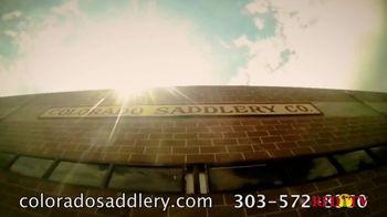 Colorado Saddlery TV Spot, 'Highest Quality' - Thumbnail 1