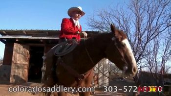Colorado Saddlery TV Spot, 'Highest Quality' - Thumbnail 7