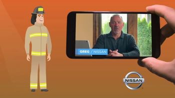 Nissan TV Spot, 'Thank All the First Responders' [T2] - Thumbnail 4