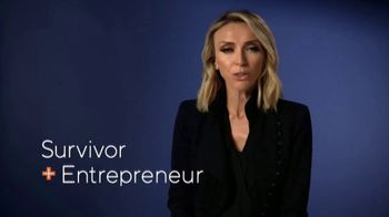 QVC TV Spot, 'Cancer + Careers: Beauty with Benefits' Featuring Giuliana Rancic - Thumbnail 3