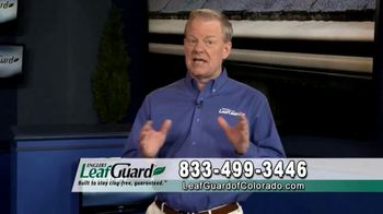 LeafGuard of Colorado $99 Install Sale TV Spot, 'Give Up Gutter Cleaning' - Thumbnail 6