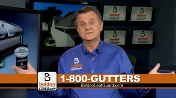 Beldon LeafGuard Spring Blowout Sale TV Spot, 'Oaks: The Right Product' - Thumbnail 1