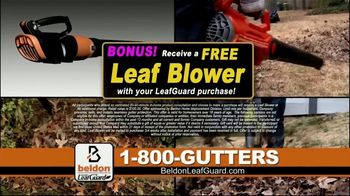 Beldon LeafGuard Spring Blowout Sale TV Spot, 'Oaks: The Right Product' - Thumbnail 6