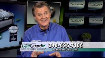 LeafGuard of DC $99 Install Sale TV Spot, 'Overflowing Gutters'