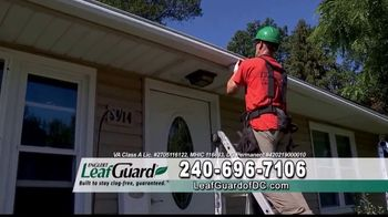 LeafGuard of DC $99 Install Sale TV Spot, 'Overflowing Gutters' - Thumbnail 1