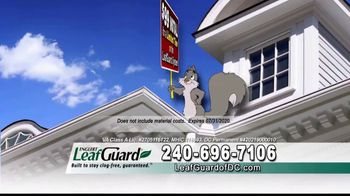 LeafGuard of DC $99 Install Sale TV Spot, 'Overflowing Gutters' - Thumbnail 2