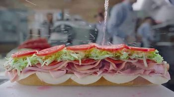Jersey Mike's TV Spot, 'Tap and Unwrap'