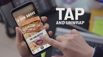Jersey Mike's TV Spot, 'Tap and Unwrap' - Thumbnail 5