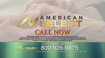 American Select Health TV Spot, 'Top A-Rated Carriers' - Thumbnail 10