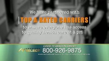 American Select Health TV Spot, 'Top A-Rated Carriers' - Thumbnail 3
